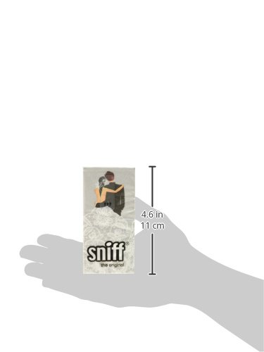 41g1MvY%2BCAL Paperproducts Design PPD 50924 Wedding Couple Sniffs, 6-Packs of 10 Tissues Each, Silver