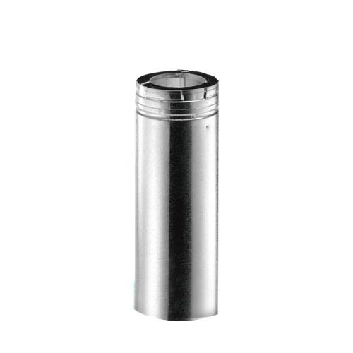 6'' Pipe Length - 4'' x 6-5/8'' Direct Vent