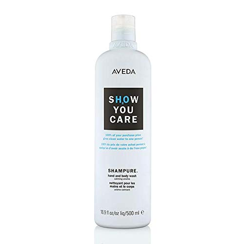 Aveda Limited Edition Shampure Hand and Body Wash 16.9 OZ (Aveda Shampure Body Wash)