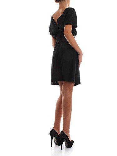 PINKO MODULATO Kurzes Kleid Damen Nero aXW2zpbRd - heli-invasion.com