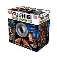 Fushigi Bola mágica gravedad con DVD y bolsa de transporte Magic Gravity Ball with DVD and Carry Pouch