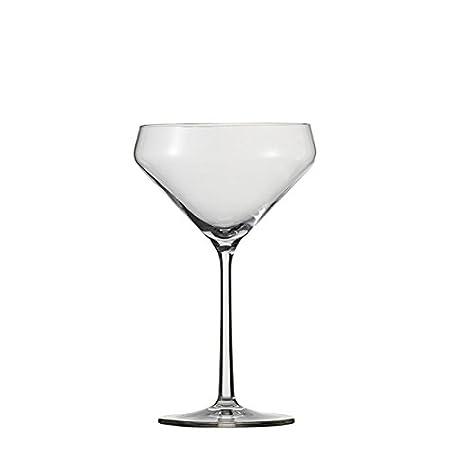 Cristallo 4.11/cm 6/unit/à Schott Zwiesel 120256/Pure 6/Set di liquore karaffen Set 6/X 40/ML Trasparente