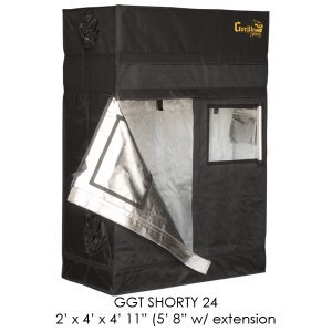 Gorilla Grow Tent Shorty 2' x 4' x 4' 11