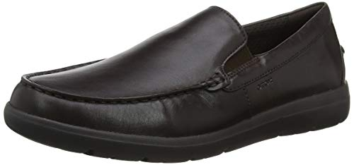 C6009 Geox C U Marron Leitan Mocassins Homme coffee loafers q8gU6qOw