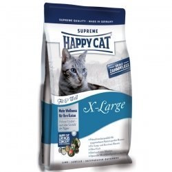 Happy Cat Fit & Well Adult Large Breed 10 kg feed, pet food, dry cat food