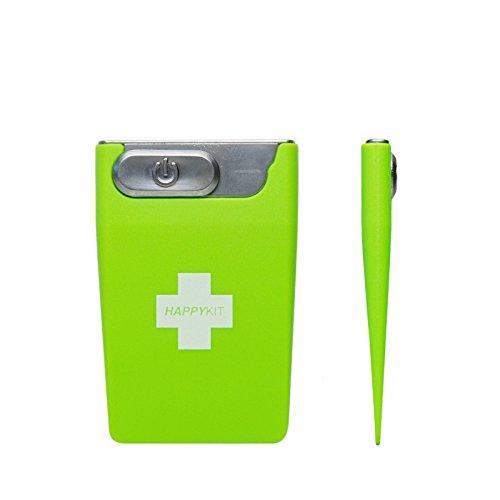 Slighter Lighter - Slimmest USB Rechargeable Lighter on The Planet!| Windproof | Non Butane | Long Lasting | Fits in Cigarette Box - ()