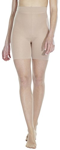 ASSETS Red Hot Label by SPANX Firm Control Shaping Pantyhose, 5, Barest Bare