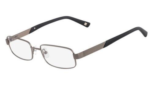 MARCHON Eyeglasses M-STONE STREET 033 Satin Gunmetal 53MM from MarchoNYC