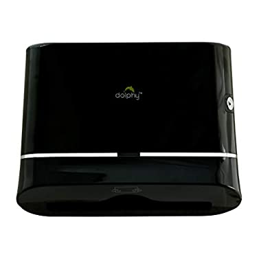Dolphy Multifold Mini Hand Towel Paper Dispenser Black 9