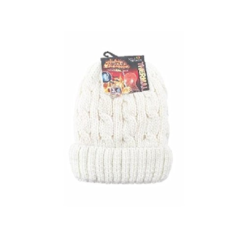 Ladies Heated Hat Thermal Cap Insulated Lined Interor To Keep Heat from Escaping Keeping You Warm - Caps Thermal