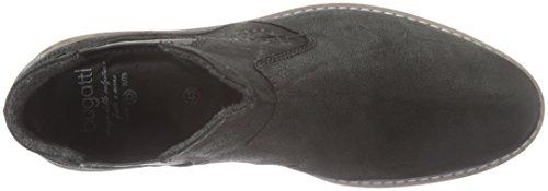 Bugatti Herren 311169313500 Chelsea Boots Schwarz (Schwarz 1000)