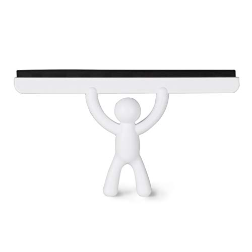 Umbra Buddy All-Purpose White Squeegee For Car Glass/Window/