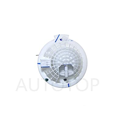 AUTOTOP New High Performance Electric Intank Fuel Pump Module Assembly Fit Dodge Ram 5104694AA E7186M 68003351AB: Automotive