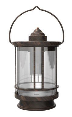 Jiawei Solar MTO012a-R5-AA-1 5 Lumen Solar Tabletop Lantern (Lantern Duracell Light)