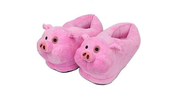 PJ/&N Slippers Winter Indoor Shoes Women Pink