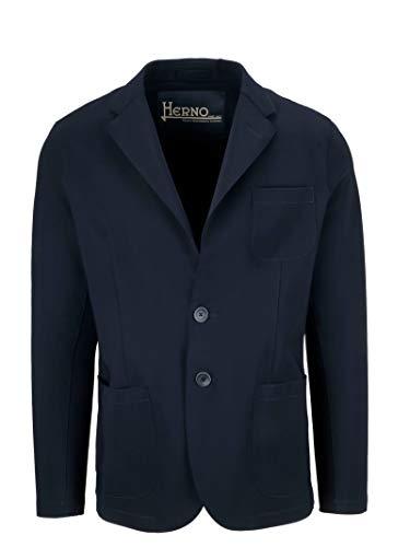 Blazer Homme Polyamide Ga0091u13455s9200 Herno Bleu wZRxCq4FYp