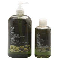 The Body Shop Jumbo Olive Gel douche, 25,3 Fluid Ounce