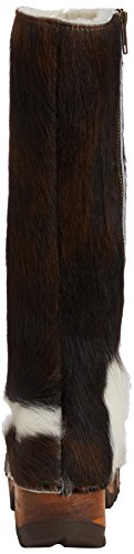 Woody BELINDA 10316 - Botas fashion para mujer Varios Colores - Mehrfarbig (natur)