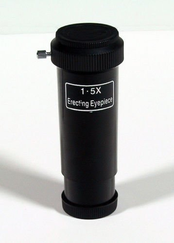 Telescope 1 5X Erecting Eyepiece 1 25  Diameter