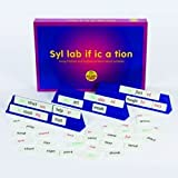 Syllabification Vocabulary Building Game