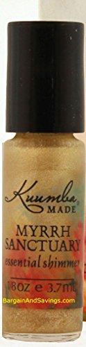 Demeter Costumes (Kuumba Made Essential Shimmer (Myrrh Sanctuary, 1/8oz (3.70ml)))
