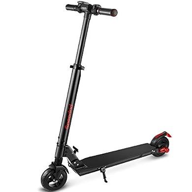 Speedrid 250W Patinete Eléctrico, Ultraligero Scooter Eléctrico de Solo 7,5 KG, 3 Modos de Velocidad - 25/15 /10 KM/H, Patinete Eléctrico para Adultos/Adolescentes a buen precio