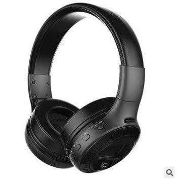 Auriculares,Auriculares inalámbricos Auriculares Bluetooth de Alta fidelidad Tarjeta de conexión FM Auriculares inalámbricos Pantalla