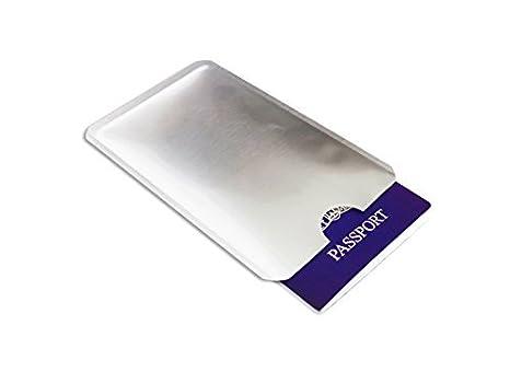 Amazon.com: Tarjeta de Crédito RFID Seguridad – Proteger Su ...