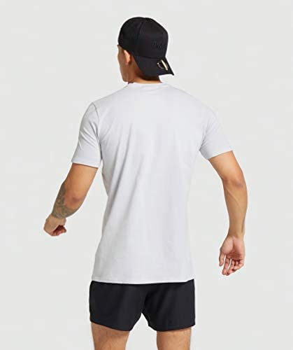 ジムシャーク Gymshark Base T-shirt - Platinum Grey (海外サイズ)