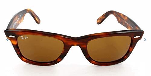 Ray-Ban 0RB2140 Original Wayfarer Sunglasses, Light Tortoise, ()