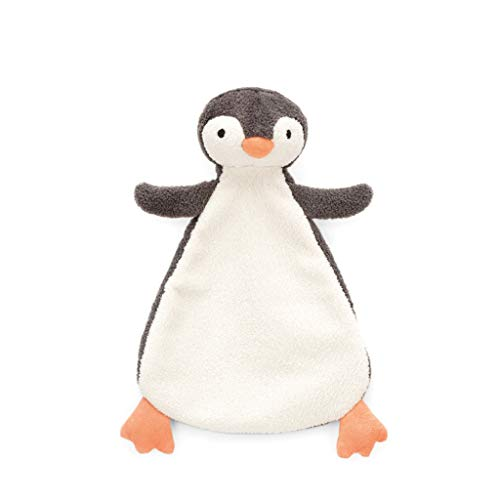 Jellycat Pippet Penguin Plush Soother Security Blanket by Jellycat
