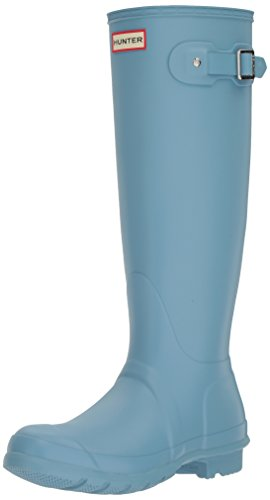 Hunter Original Tall Gloss W23616 Damen Gummistiefel Blue