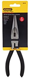 Stanley 84-101, 6 Inch Basic Long Nose Cutting Plier