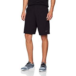Nike Men's Training Short Black/Anthracite Size Large
