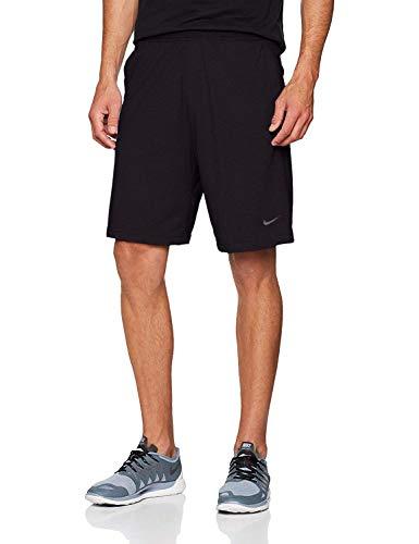 Nike Men's Training Short Black/Anthracite Size