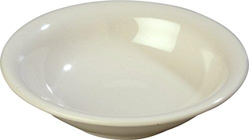 Bone Trim Kit - Carlisle 3303242 Sierrus Melamine Rimmed Bowls, 15-oz., Bone (Set of 24)