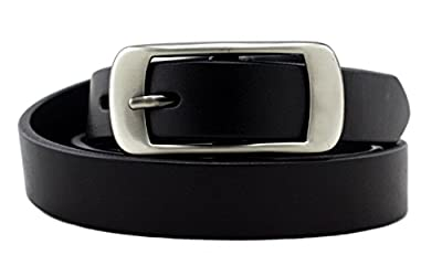KaLeido Women's Head Layer Cowhide Leather Belt