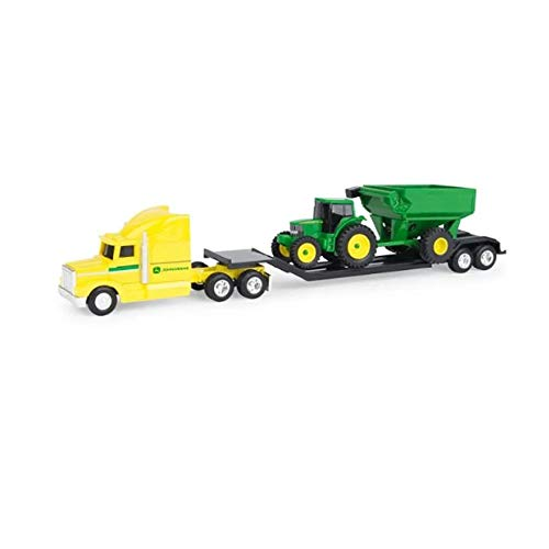 mi Hauler with Removable Trailer and Tractor ()