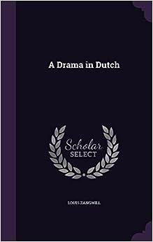 A Drama in Dutch