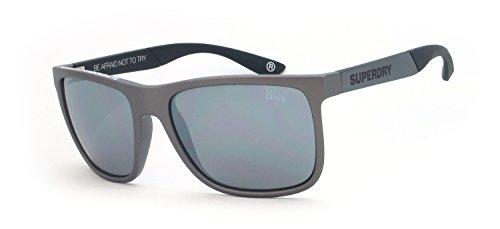Homme soleil de Lunettes gris argenté gris Superdry 7S1qwtxxZ