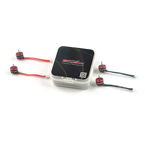 Wikiwand Happymodel 4PCS SE0703 KV15000 Brushless Motor for Mini FPV RC Racing Drone by Wikiwand (Image #6)
