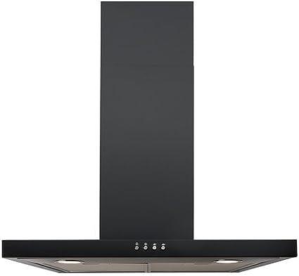 IKEA MOLNIGT - pared campana extractora, gris oscuro - 60 cm: Amazon.es: Grandes electrodomésticos