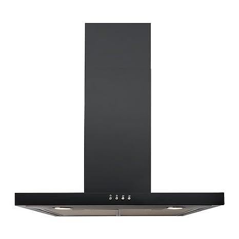 Ikea Molnigt - Cappa aspirante a parete, grigio scuro - 60 cm ...