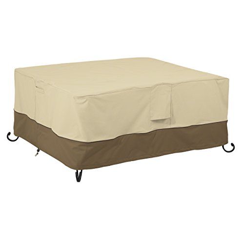 Classic Accessories Veranda Rectangular Fire Pit/Table Cover