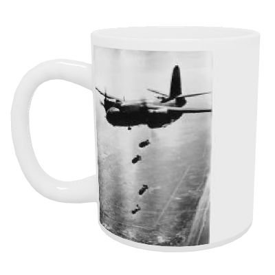 WW2 B-26 Marauder medium bomber of the Ninth.. - Mug for sale  Delivered anywhere in USA