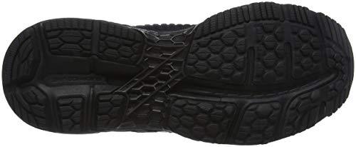 Black Gel Mujer Kayano de para Zapatillas Black 25 002 Entrenamiento Asics Negro vwqgBdw