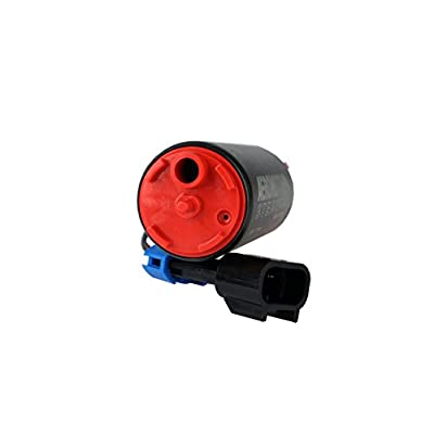 Aeromotive 11541 340 Series Stealth in-Tank E85 Fuel Pump-Offset Inlet: Automotive