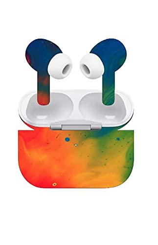 Bridge Designer Multicolor Skin Compatible for Apple Airpods Pro( 52_Airpods-Pro)