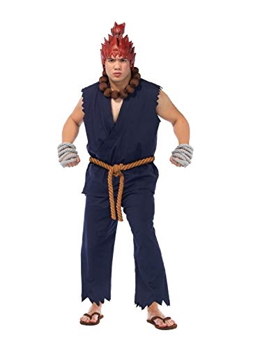 Street Fighter Akuma Adult Mens Costume