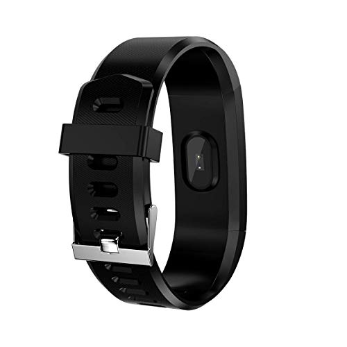 HISILI Replacement Strap Band Compatible with Waterproof Fitness Tracker – Black12